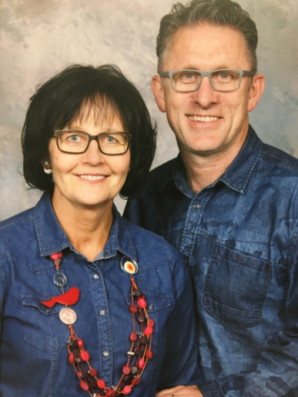 Rev, Terry and Shelly Severson, TORO Ministires of Saskatchewan to take over Christ the Healer Gospel Church, Saskatoon, Saskatchewan