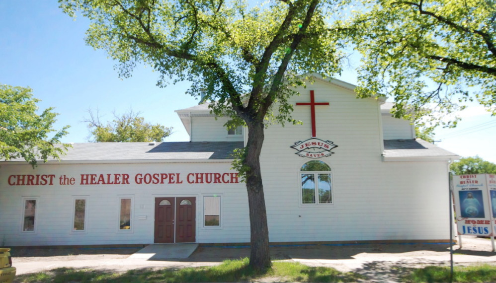 the house of prayer, christ the healer gospel church