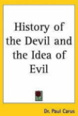 Contents: Good and Evil as Religious Ideas; Devil Worship; Ancient Egypt; Accad and the Early Semites; Persian Dualism; Israel; Brahmanism and Hinduism; Buddhism; Dawn of a New Era; Early Christianity; Idea of Salvation in Greece and Italy; Demonology of Northern Europe; The Devil's Prime; The Inquisition; Age of the Reformation; Abolition of Witch Prosecution; In Verse and Fable; Philosophical Problem of Good and Evil.  This intriguing, informative volume carries on where the Time and Newsweek stories left off: serving up a tantalizing trove of facts and lore on the philosophy and practice of evil down through the ages and around the world. Featuring bewitching black and white illustrations throughout.