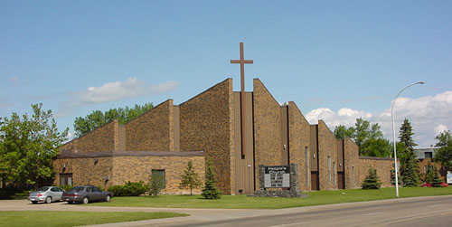 Peoples Church Edmonton, AB, formerly Faith Cathedral